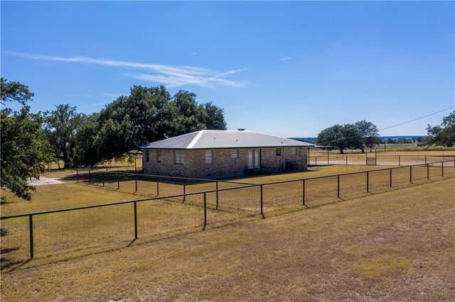2901 County Road 233, Florence, TX 76527 (#9326784) :: Papasan Real Estate Team @ Keller Williams Realty