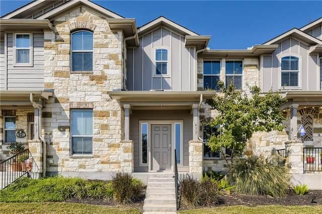615 Katmai Cir, Pflugerville, TX 78660 (#9327249) :: Papasan Real Estate Team @ Keller Williams Realty