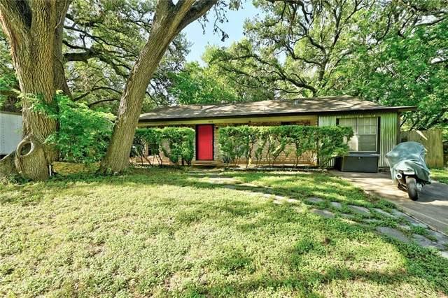 303 Rowland Dr, Austin, TX 78745 (#9328709) :: Papasan Real Estate Team @ Keller Williams Realty