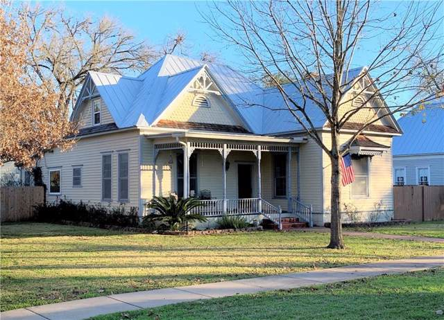 506 Gresham St, Smithville, TX 78957 (#9328832) :: The Perry Henderson Group at Berkshire Hathaway Texas Realty