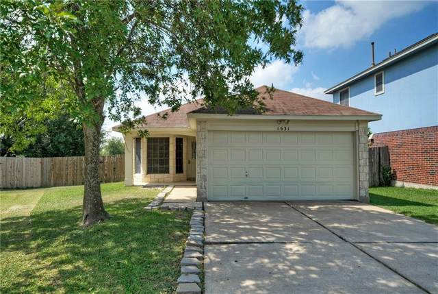 1631 Harness Raceway, Pflugerville, TX 78660 (#9330015) :: Resident Realty