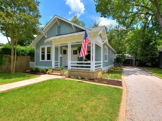 1126 Lexington St, Taylor, TX 76574 (#9333376) :: The Summers Group