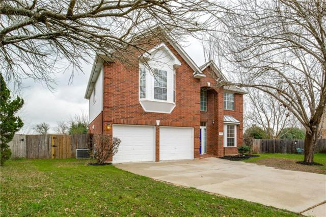 501 Dusty Leather Ct, Pflugerville, TX 78660 (#9334619) :: The Heyl Group at Keller Williams