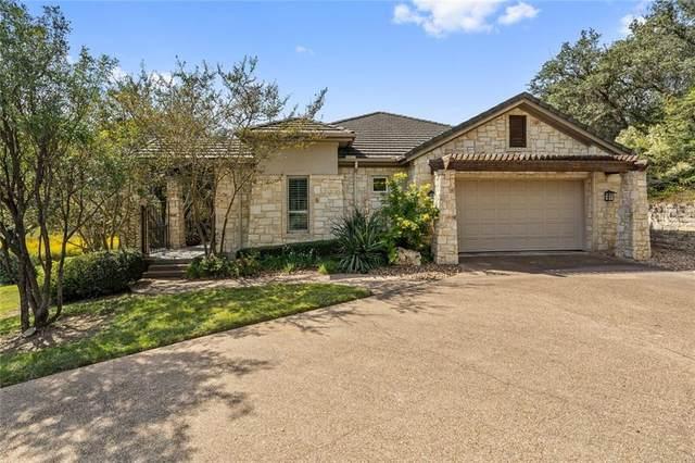 2305 Barton Creek Blvd #1, Austin, TX 78735 (MLS #9342024) :: Brautigan Realty