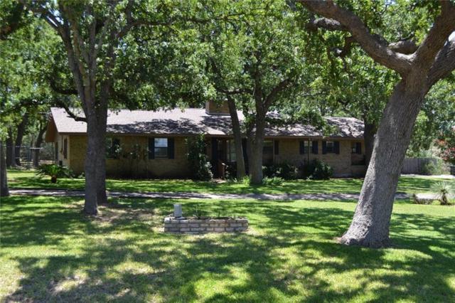 101 Saddle Horn, Burnet, TX 78611 (#9343555) :: RE/MAX Capital City
