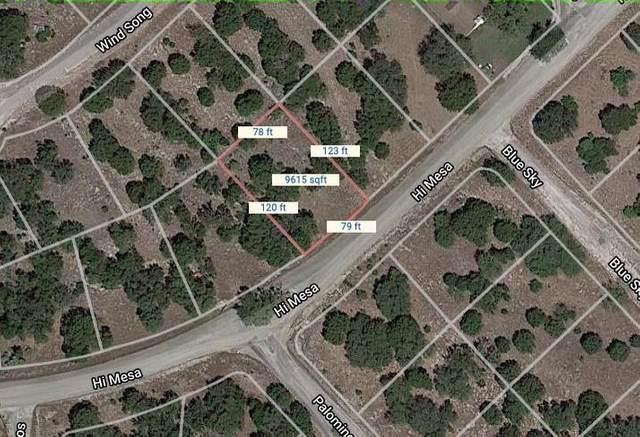 22200 Hi Mesa, Horseshoe Bay, TX 78657 (#9345803) :: Sunburst Realty