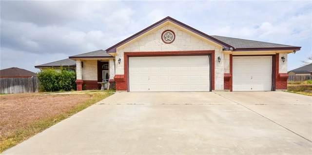 3801 Dodge City Dr, Killeen, TX 76549 (MLS #9349405) :: The Lugo Group