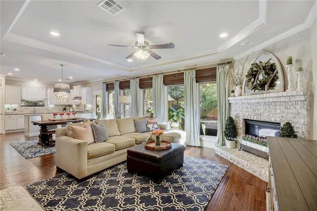 5015 Miss Julie Ln, Austin, TX 78727 (#9351715) :: The Perry Henderson Group at Berkshire Hathaway Texas Realty