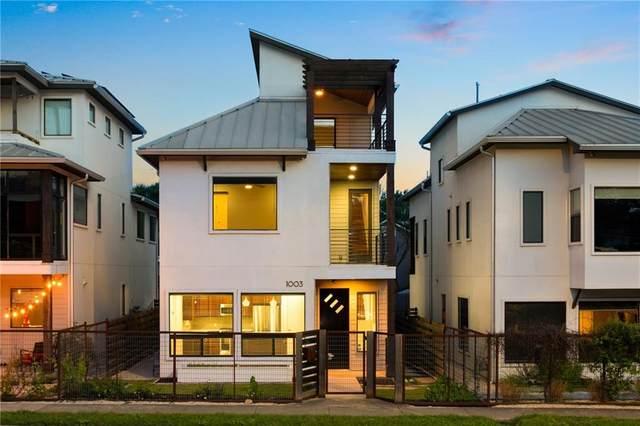 1003 E 12th St, Austin, TX 78702 (#9353444) :: Papasan Real Estate Team @ Keller Williams Realty