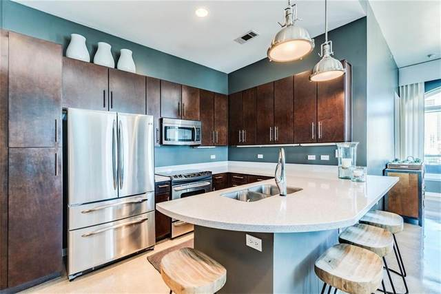 507 Sabine #801, Austin, TX 78701 (#9354444) :: The Perry Henderson Group at Berkshire Hathaway Texas Realty