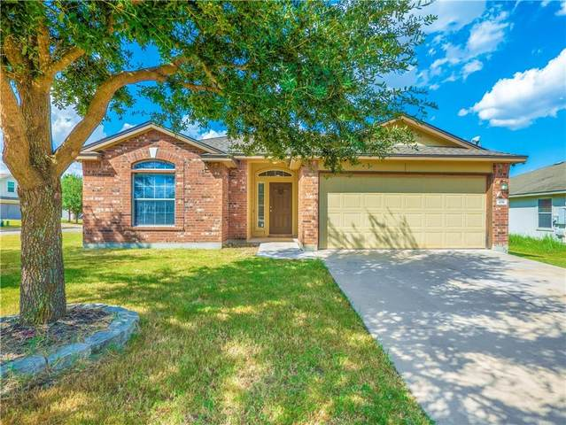 106 Wallin St, Hutto, TX 78634 (#9361211) :: Papasan Real Estate Team @ Keller Williams Realty