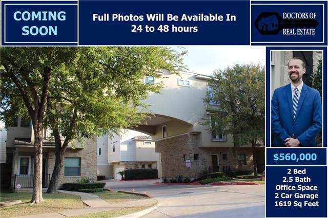 1115 Kinney Ave #9, Austin, TX 78704 (#9361213) :: Ben Kinney Real Estate Team