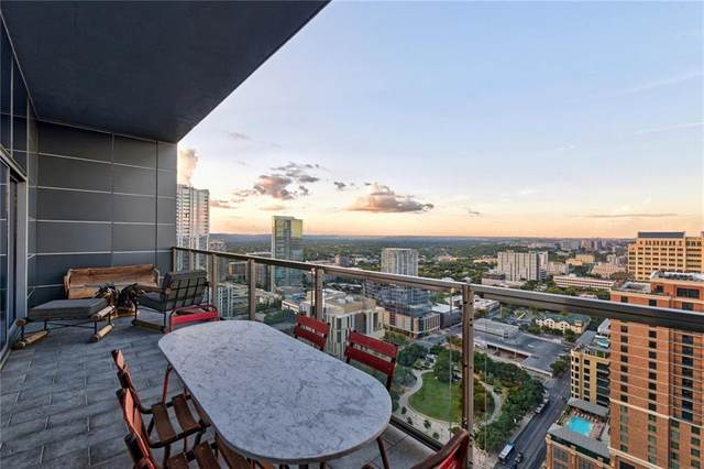 210 Lavaca St #2905, Austin, TX 78701 (#9362284) :: 12 Points Group