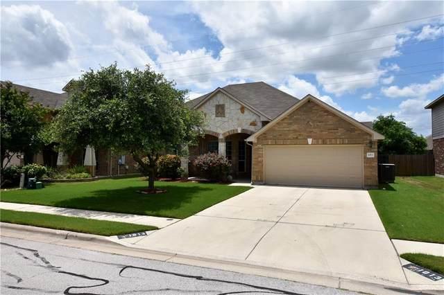 1013 N Ash Cv, Hutto, TX 78634 (#9365004) :: Zina & Co. Real Estate
