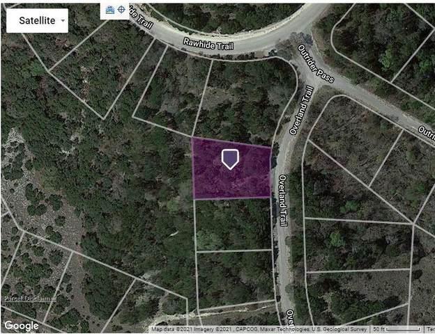 000 Overland Trl, Lago Vista, TX 78645 (#9366101) :: Papasan Real Estate Team @ Keller Williams Realty