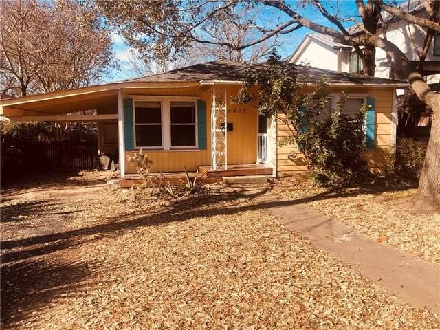 1807 Collier St, Austin, TX 78704 (#9366406) :: Papasan Real Estate Team @ Keller Williams Realty