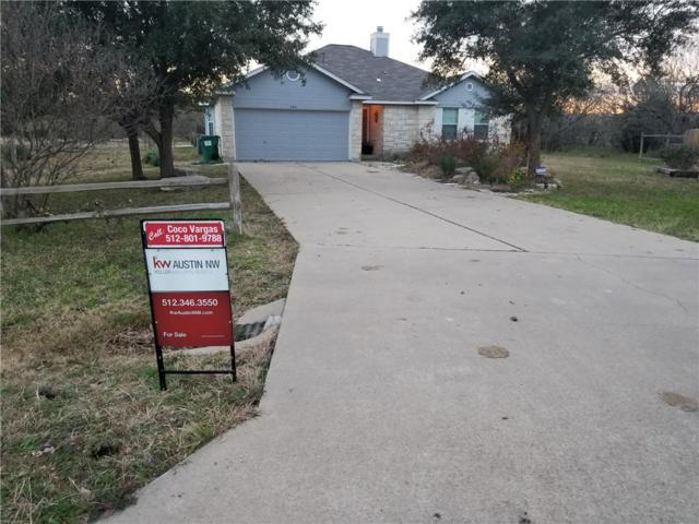 146 Greens Creek Cv, Cedar Creek, TX 78612 (#9367498) :: The Heyl Group at Keller Williams