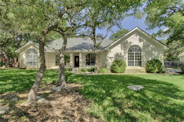 4402 W Cordoba Cir, Georgetown, TX 78628 (#9368001) :: The Heyl Group at Keller Williams