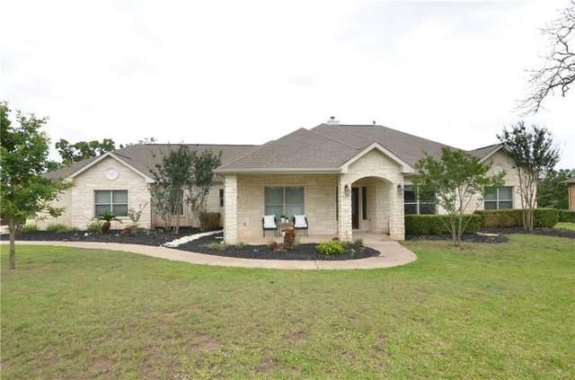 116 Wagon Gap Ct, Bastrop, TX 78602 (#9369831) :: Papasan Real Estate Team @ Keller Williams Realty