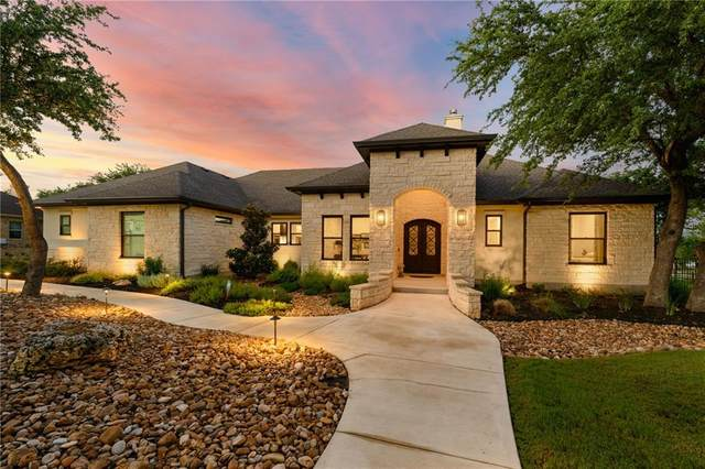 100 Vista Ln, Georgetown, TX 78633 (#9371682) :: Zina & Co. Real Estate