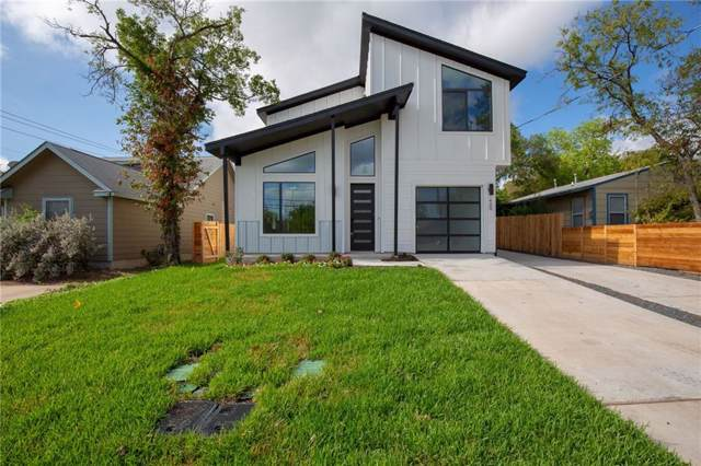 409 Delmar Ave #1, Austin, TX 78752 (#9373749) :: The Perry Henderson Group at Berkshire Hathaway Texas Realty