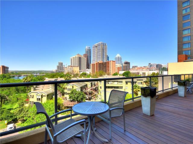 603 Davis St #606, Austin, TX 78701 (#9374631) :: Papasan Real Estate Team @ Keller Williams Realty