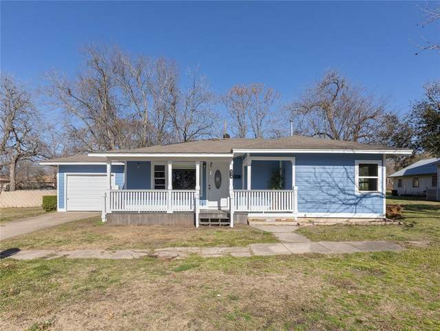 510 Green St, Rockdale, TX 76567 (#9375140) :: Papasan Real Estate Team @ Keller Williams Realty