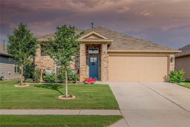 205 Seaholm Ln, Hutto, TX 78634 (#9376772) :: Papasan Real Estate Team @ Keller Williams Realty