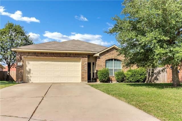 116 Bronze Cv, Jarrell, TX 76537 (MLS #9379359) :: Vista Real Estate