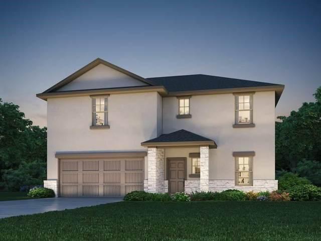 911 Main St, Hutto, TX 78634 (#9380057) :: Papasan Real Estate Team @ Keller Williams Realty