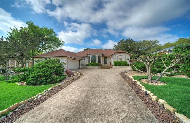 611 Rolling Green Dr, Lakeway, TX 78734 (#9381496) :: The Summers Group