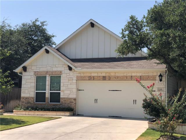 3451 Mayfield Ranch Blvd #201, Round Rock, TX 78681 (#9383735) :: Austin International Group LLC