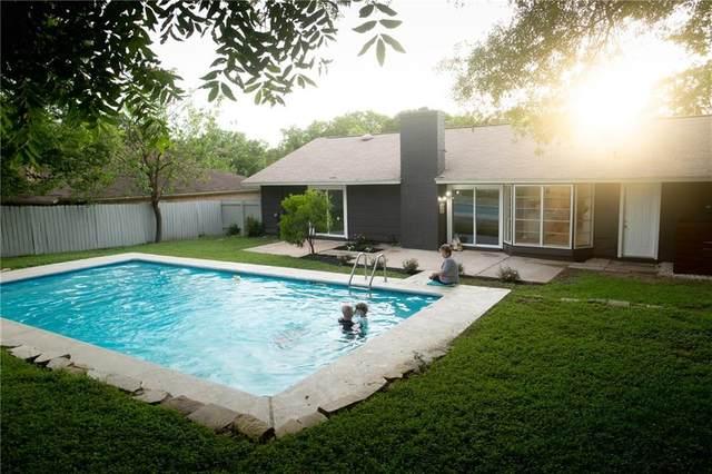 9711 Marlborough Dr, Austin, TX 78753 (#9384366) :: Ben Kinney Real Estate Team