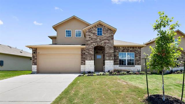 6421 Kildare Dr, Georgetown, TX 78626 (#9384713) :: The Perry Henderson Group at Berkshire Hathaway Texas Realty