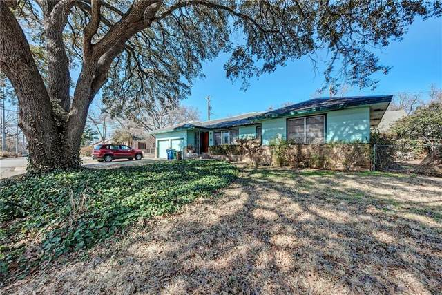 700 E 46th St, Austin, TX 78751 (#9385346) :: The Perry Henderson Group at Berkshire Hathaway Texas Realty