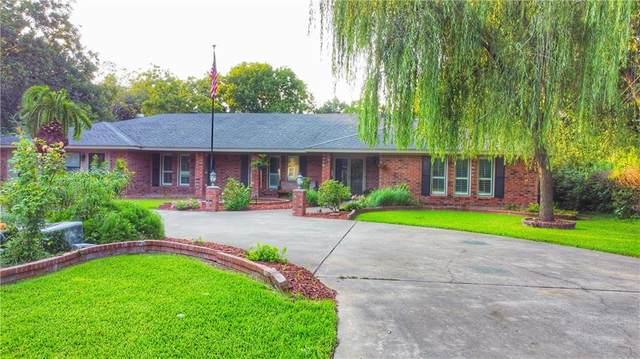 1514 W Lake Dr, Taylor, TX 76574 (#9386930) :: Papasan Real Estate Team @ Keller Williams Realty