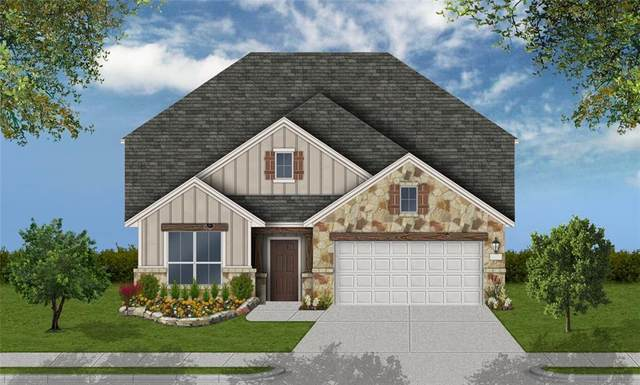 140 Finley St, Hutto, TX 78634 (#9388427) :: 12 Points Group