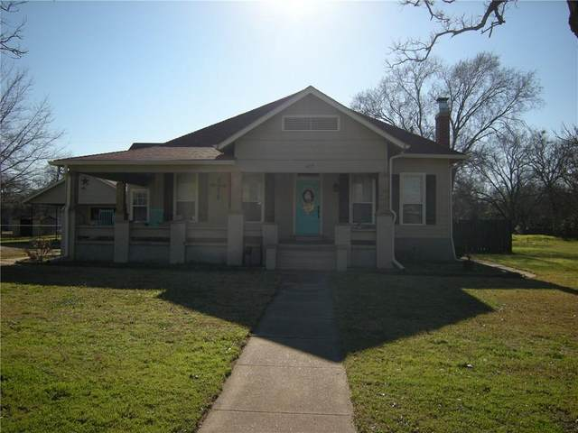 627 Ackerman, Rockdale, TX 76567 (#9389654) :: Papasan Real Estate Team @ Keller Williams Realty