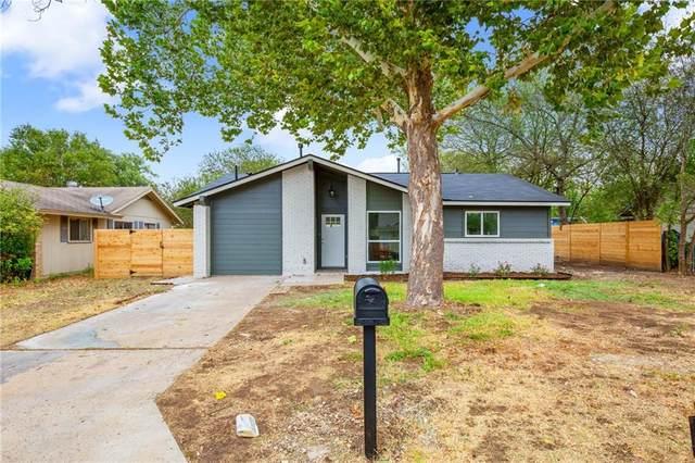 1106 S Meadows Dr #1, Austin, TX 78758 (#9390982) :: Papasan Real Estate Team @ Keller Williams Realty