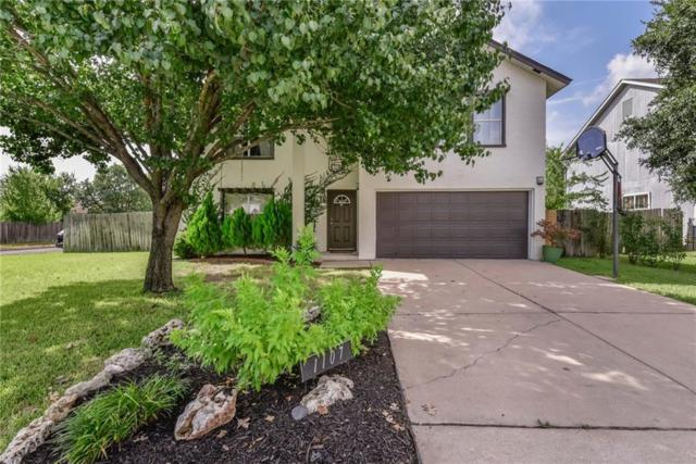 1107 Pike Path, Round Rock, TX 78665 (#9392413) :: Magnolia Realty