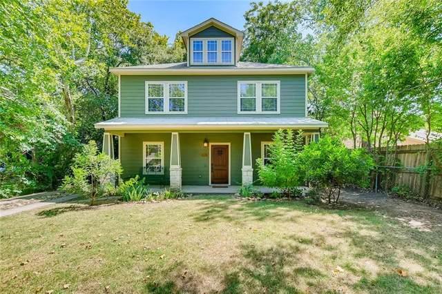 503 Canion St A & B, Austin, TX 78752 (#9394860) :: Azuri Group | All City Real Estate