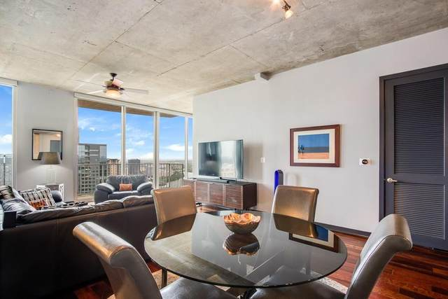 360 Nueces St #4009, Austin, TX 78701 (#9396037) :: The Heyl Group at Keller Williams