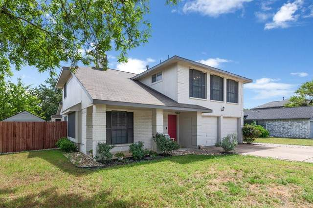 614 Clearcreek Dr, Leander, TX 78641 (#9397681) :: ORO Realty