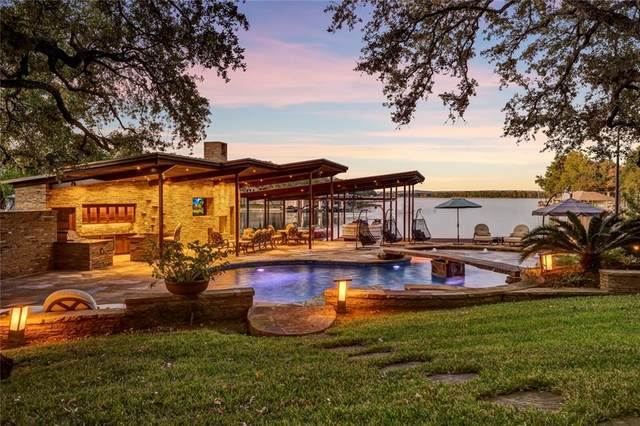502 Lagoon Loop, Horseshoe Bay, TX 78657 (#9398827) :: First Texas Brokerage Company