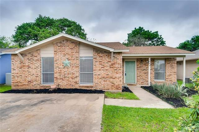 1406 Peachtree Valley Dr, Round Rock, TX 78681 (#9399151) :: The Summers Group