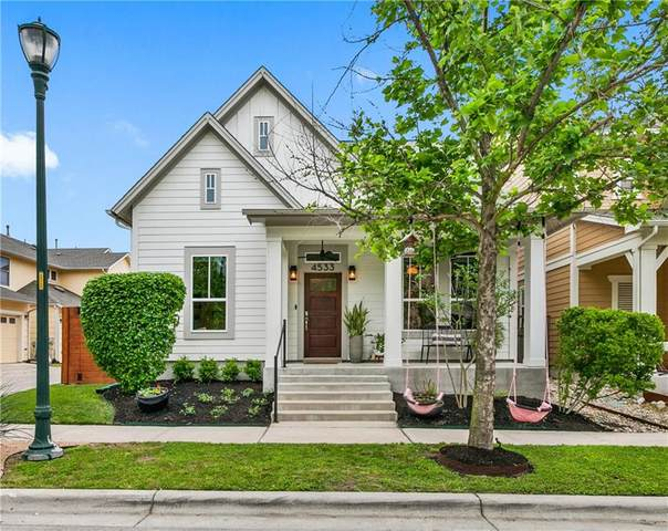 4533 Page St, Austin, TX 78723 (#9402136) :: Lucido Global