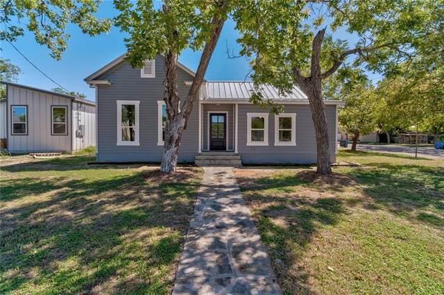 310 E Main St, New Braunfels, TX 78130 (MLS #9403206) :: Brautigan Realty