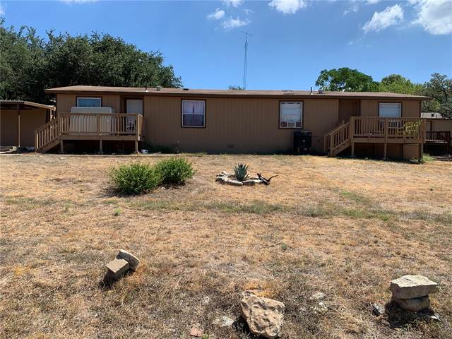 21473 Coyote, Unit 7 Trl, Lago Vista, TX 78645 (#9403756) :: Realty Executives - Town & Country
