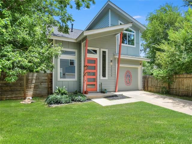 2203 Willow St B, Austin, TX 78702 (#9411509) :: RE/MAX Capital City