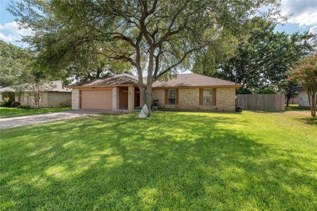 3204 Rocky Hollow Trl, Georgetown, TX 78628 (#9411977) :: The Gregory Group